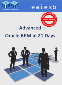 Advance Oracle BPM in 21 days